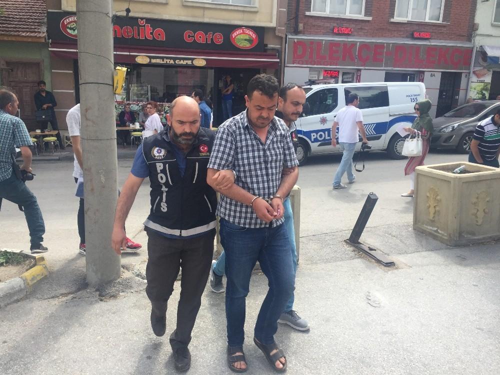 Bursadan Eskişehire Uyuşturucu Getirmiş