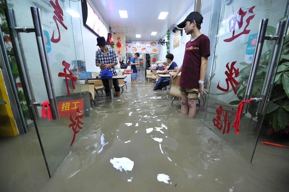 Çindeki Sel Felaketinde Ölü Sayısı 56Ya Yükseldi