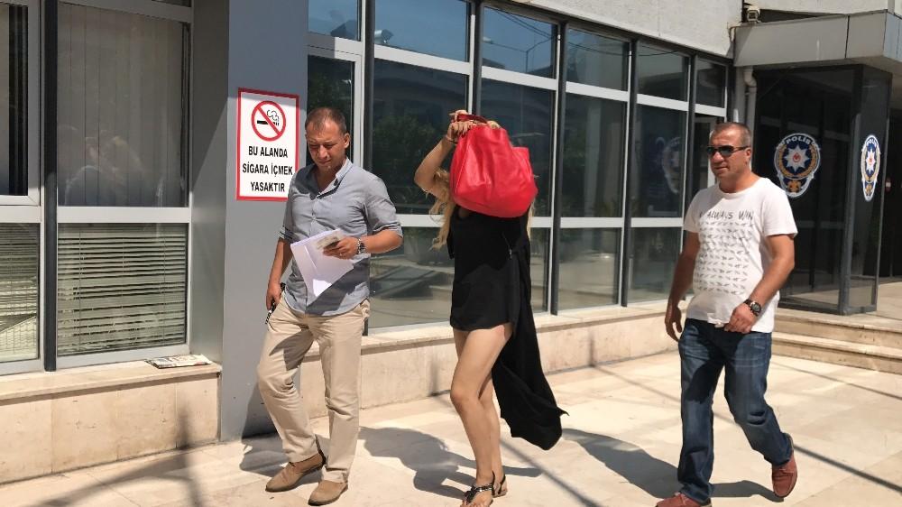 Peruk Ve Saç Takımı Çalan Hırsız Travesti Çıktı...