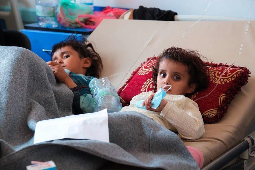 Yemende Bin 600 Kişi Koleradan Hayatını Kaybetti