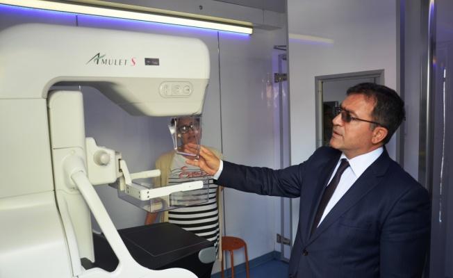 2018'İN İLK 6 AYINDA BURSA'DA 110 BİN KANSER TARAMASI YAPILDI