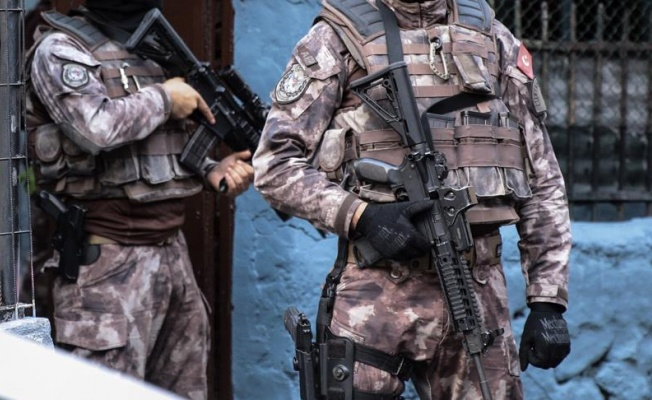 ARANAN PKK\PYD'Lİ TERORİST GAZİANTEP'TE YAKALANDI
