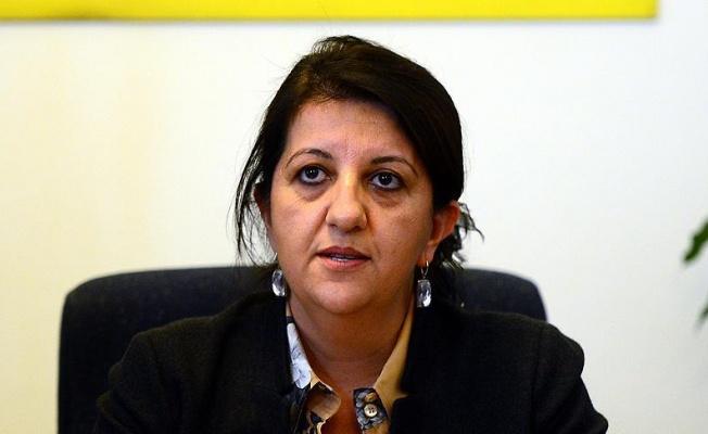 HDP'Lİ PERVİN BULDAN'A SORUŞTURMA