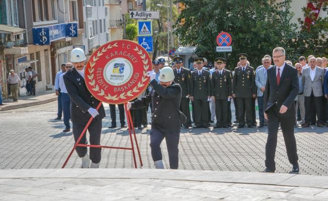 Başkan Özkan'dan 30 Ağustos Zafer Bayramı Mesajı