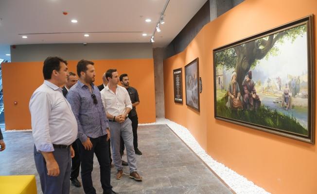 Diriliş Ertuğrul'un Yapımcısından Fetih Müzesi'ne Ziyaret