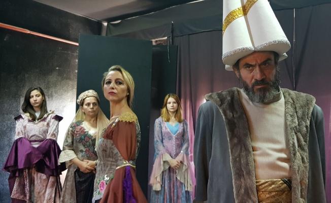 'Baltacı Mehmet ve Katerina' müzikali