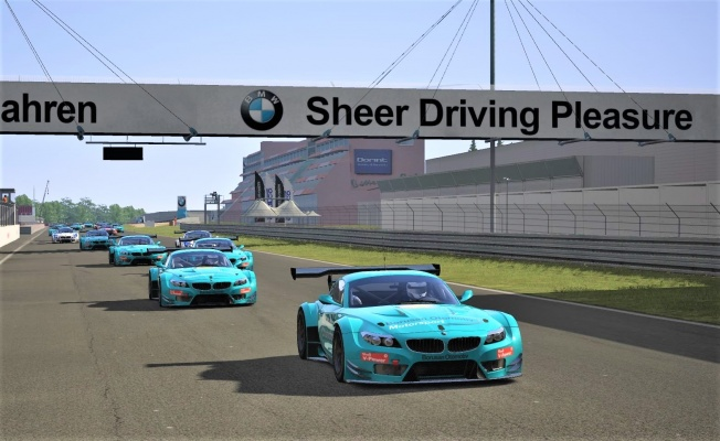 Bom E-Team Yarışı Nürburgring'de Gerçekleşti