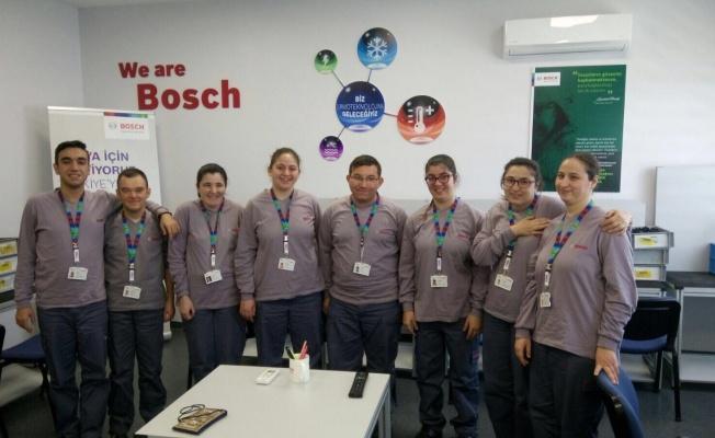 Bosch Termoteknik'te ÜRETİMDE ENGEL YOK