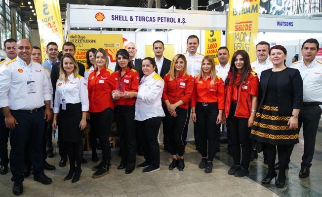 Çalışma Bakanlığı'ndan Shell & Turcas'ın kadın istihdamı projesine ödül