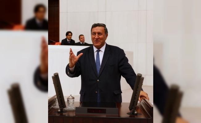 CHP Milletvekili Ömer Fethi Gürer'den Kanun Teklifi…