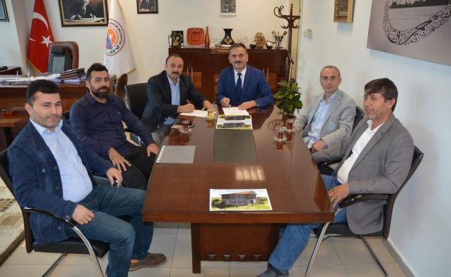 Giresun Kültür Evi Protokolü İmzaladı