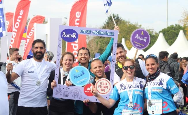 Kanserli Çocuklara Umut Vakfı 150 Çocuk İçin Umut Elçilerini İstanbul Maratonu'na Çağırıyor