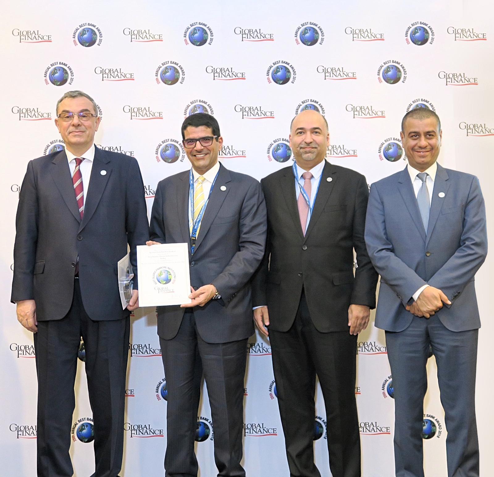 Kuveyt Türk Türkiye'nin KT Bank AG Avrupa'nın En İyisi Seçildi