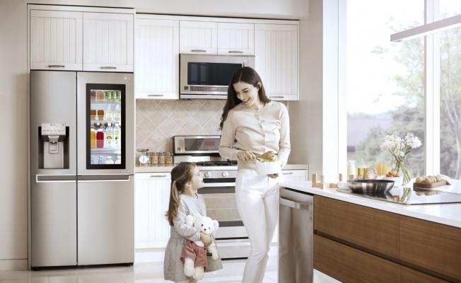 LG, mutfakta geçirilecek zamanı kolay ve keyifli bir hale getiriyor!