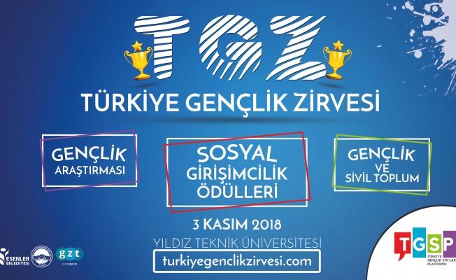 Türkiye'nin Gençlik Stk'ları Bir Çatıda Buluştu