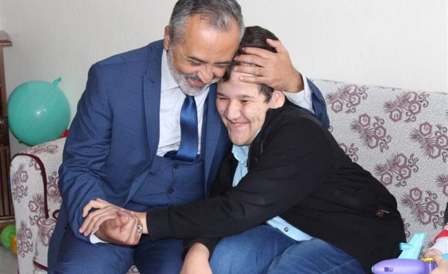 Aile Sosyal Destek Programı (ASDEP) kapsamında Mustafakemalpaşa' lı ailelerimizi ziyaret ettik.