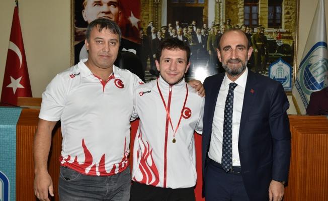 SPORDA MADALYALAR YILDIRIM'A GELİYOR