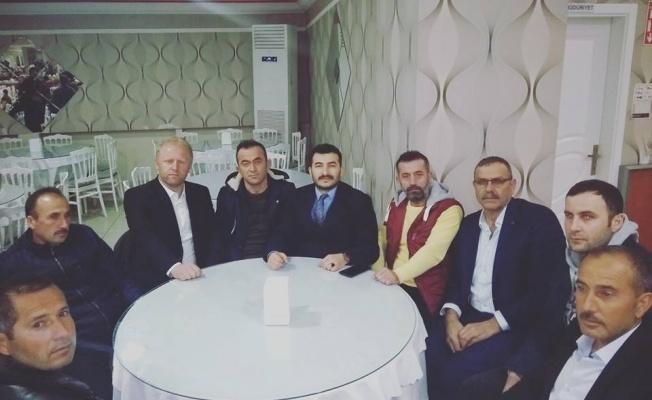BURSA'NIN GENÇ MUHTARI GÖNÜLLERİ FETHETMEYE BAŞLADI.