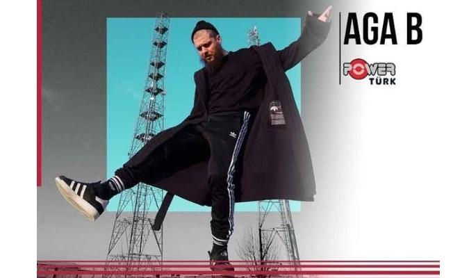 "AGA B ""MUAF"" ALBÜM LANSMAN KONSERİYLE İSTANBUL'DA!"