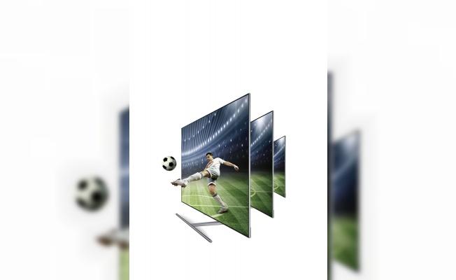 BÜYÜK EKRAN SAMSUNG TV'LERDE KAÇIRILMAYACAK İNDİRİMLER BAŞLADI
