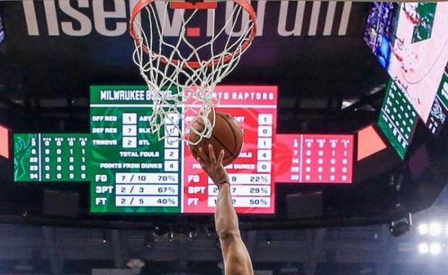 NBA'DE YILIN 5'LERİ BELLİ OLDU