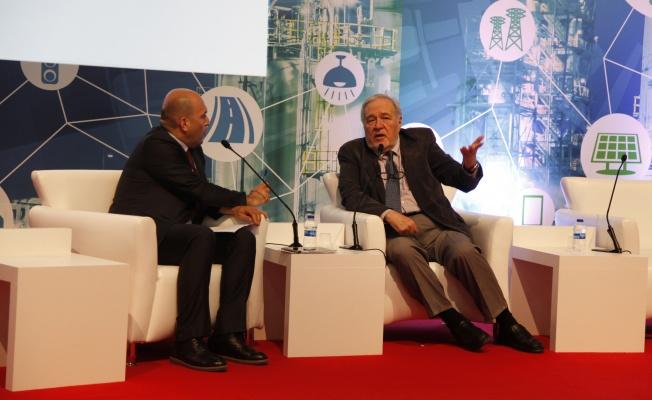 PROF. DR. İLBER ORTAYLI ICCI 2019'DA ENERJİ SEKTÖRÜYLE BULUŞTU