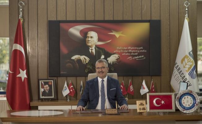 Başkan Özkan'dan Ramazan Bayramı mesajı