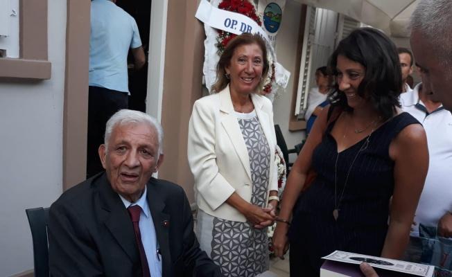 LOZAN BARIŞ ANTLAŞMASI'NIN 96. YILDÖNÜMÜ HEYBELİADA İNÖNÜ EVİ'NDE KUTLANDI.