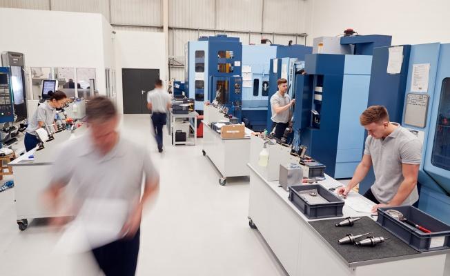 Türkiye metal şekillendirme makinaları üretiminde dünyada iyi bir konuma geliyor