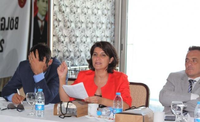 Bursa Veteriner Hekimler Odası İzmir'e çıkarma yaptı
