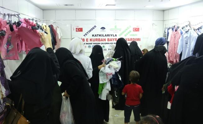 BURSA'DAN İDLİB'E GÖNÜL KÖPRÜSÜ