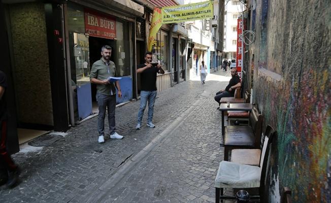 KAĞITHANE'DE KENT ESTETİĞİ İÇİN ÇALIŞMA BAŞLATILDI