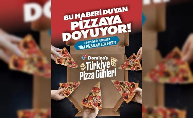 """DOMİNO'S'TAN FESTİVAL TADINDA """"DOMİNO'S TÜRKİYE PİZZA GÜNLERİ"""""""