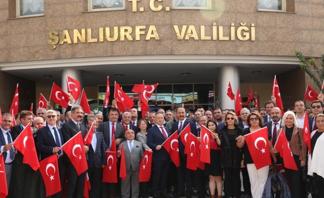 TİM'DEN BARIŞ PINARI HAREKATI'NA DESTEK
