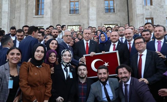 AK PARTİ BURSA YILDIRIM GENÇLİK KOLLARI'NDAN ANKARA ÇIKARMASI!