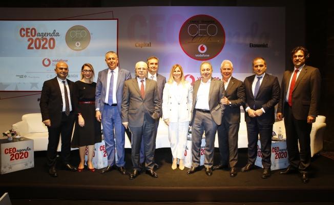 CEO CLUB'DA İŞ DÜNYASININ 2020 AJANDASI BELİRLENDİ