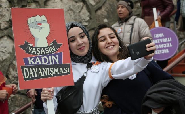 KADININ SESİ NİLÜFER'DE YANKILANDI