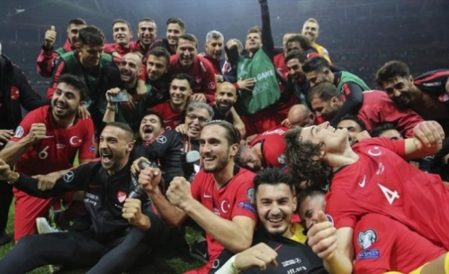 TÜRKİYE EURO 2020\'DE
