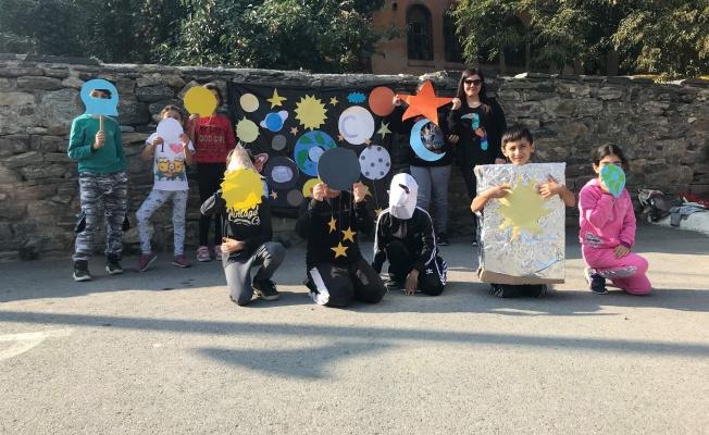 Cumalıkızık Ortaokulu  E-twinning okulu olma yolunda zirveye koşuyor