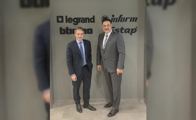 LEGRAND'DAN 5.5 MİLYON EUROLUK FABRİKA