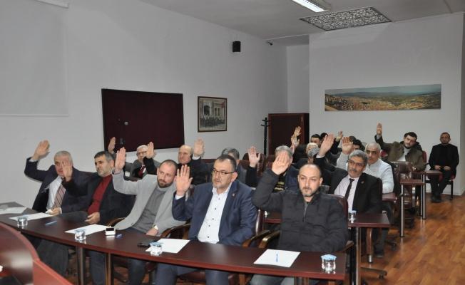 ŞUBAT AYI MECLİS TOPLANTISI 2. BİRLEŞİMİ YAPILDI