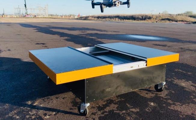 VİNCİ'DEN DRON TEKNOLOJİLERİNE YATIRIM