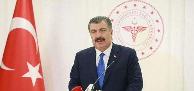 Sağlık Bakanı Koca;Can kaybımız 30, toplam vaka sayısı 1236