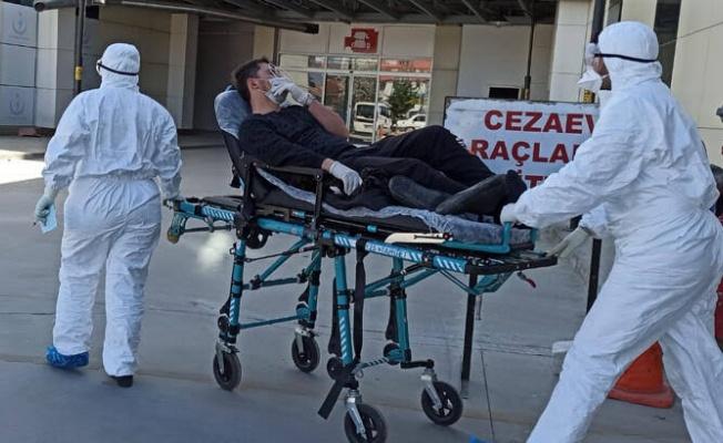 Türkiye'de koronavirüsten vaka sayımız  10.827 oldu ve yükselmeye devam ediyor