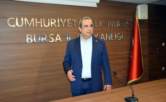 """KARACA: """"COVİD-19 SALGININDA BURSA'DAKİ ÖLÜM SAYILARI AÇIKLANMALI"""""""