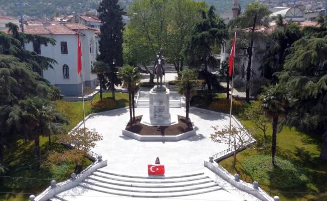 Osmangazi'den unutulmayacak 19 Mayıs klibi