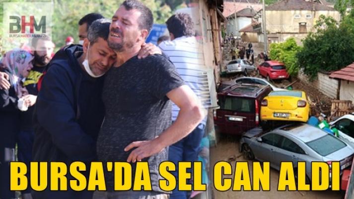 BURSA'DA SEL CAN ALDI