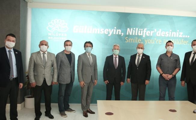 Gökdere Rotary Kulübü'nden Nilüfer'e iş birliği çağrısı