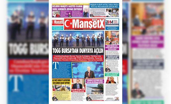 ManşetX Gazetesi'nin 309. Sayısı Çıktı