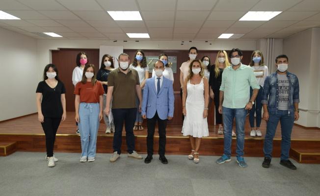 Bursa'da internet gazeteciliği eğitimleri başladı